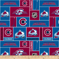 NHL Fleece Colorado Avalanche