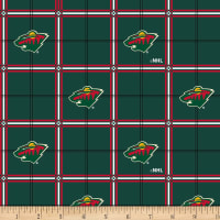 NHL Flannel Minnesota Wild