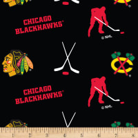 NHL Fleece Chicago Blackhawks Tossed