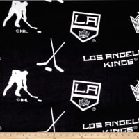 NHL Fleece Los Angeles Kings Tossed