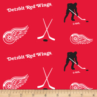 NHL Fleece Detroit Red Wings Tossed