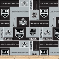 NHL Broadcloth Los Angeles Kings