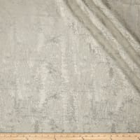 Telio Camilla Metallic Jacquard Abstract Ivory/Silver