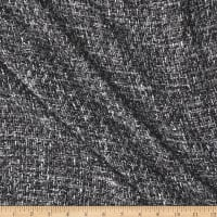 Telio Loulou Tweed Metallic Grey Black