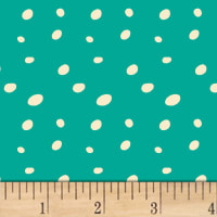 Butterfly Dance Spotty Dot Turquoise