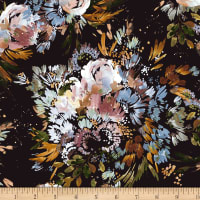 Botany Full Bloom Navy