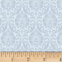 Love From Paris Damask Blue