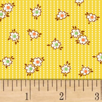 Storybook Ranch Prairie Stripe Yellow