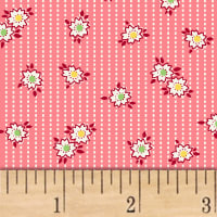 Storybook Ranch Prairie Stripe Pink