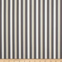 Duralee Outdoor DW16301 Stripe Grey