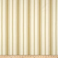 Laura & Kiran Coastal Stripe Tan Canvas