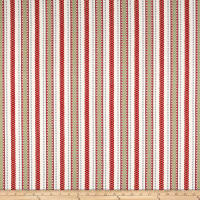 Laura & Kiran Zagreb Southwest Stripe Red