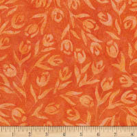 Anthology Batik Tulips Mandarin