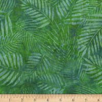 Anthology Batik Palm Evergreen