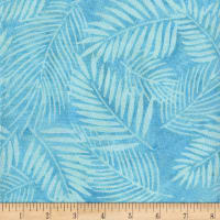 Anthology Batik Palm Splash