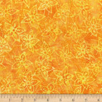 Anthology Batik Star flowers Yolk