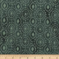 "Anthology Batiks Medallion 108"" Wide Back Mirage"