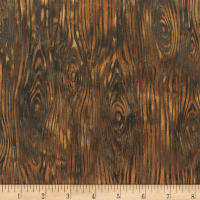Anthology Batiks Wood Grain Brown