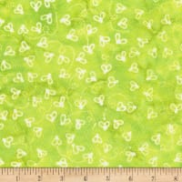 Anthology Batiks Fireflies Green