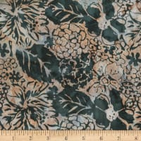 Anthology Batiks Garden Grey