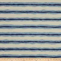 Bella Dura Exclusive Indoor/Outdoor Dana Point Chenille Jacquard Isle Blue