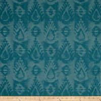 Bella Dura Exclusive Indoor/Outdoor San Mateo Chenille Jacquard Turquoise