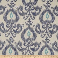SoleWeave Outdoor Jacquard Greenport Indigo