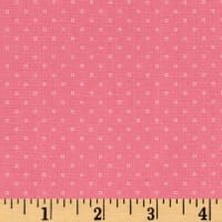 Andover Bijoux Square Dot French Rose
