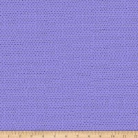 QT Fabric Pixie Square Dot Blender Lavender