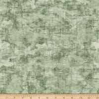QT Fabrics Dan Morris Backcountry Map Sage