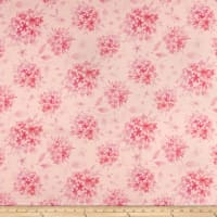 Love Always Tonal Floral Pink
