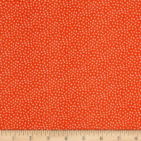 Woodland Tribe Dot Orange