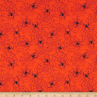 Boo Spiderweb Orange