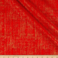 Holiday Joy Tonal Metallic Red