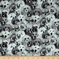 My Pet Family Puppy Collage Slate