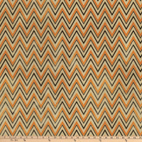 Tim Holtz Materialize Zigzag Orange