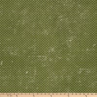 Tim Holtz Merriment Dots Green