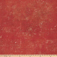 Tim Holtz Merriment Dots Red