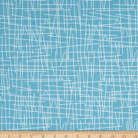 Uptown Pick-Up Sticks Pool Blue