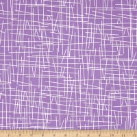 Uptown Pick-Up Sticks  Lavender