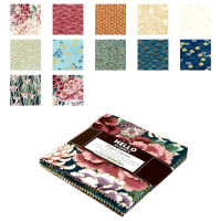 Kaufman Imperial Collection Charm Pack 42 Pcs. Garden