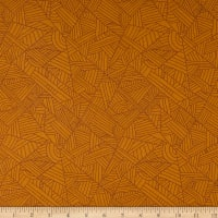 Andover Mosaic Lines Butterscotch