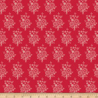 Harry Stitchery Red
