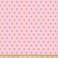 Riley Blake Simply Happy Honeycomb Light Pink