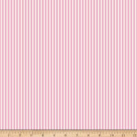 Penny Rose Petite Treat Stripes Pink