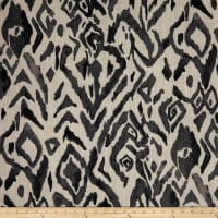 Lacefield Designs Global Market Animal Ikat Exclusive Smoke