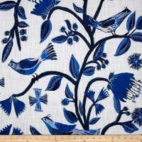 Lacefield Designs Birds of Eden Exclusive Indigo