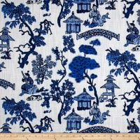 Lacefield Designs Global Market Empress Exclusive Indigo