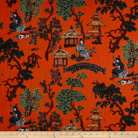 Lacefield Designs Global Market Empress Exclusive Tangerine