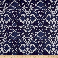Lacefield Designs Global Market Inked Damask Exclusive Indigo